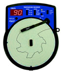 Supco Temperature Chart Recorder